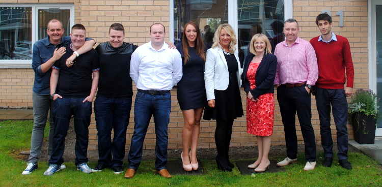 Margaret Curran Launches New B-DACS Glasgow Office