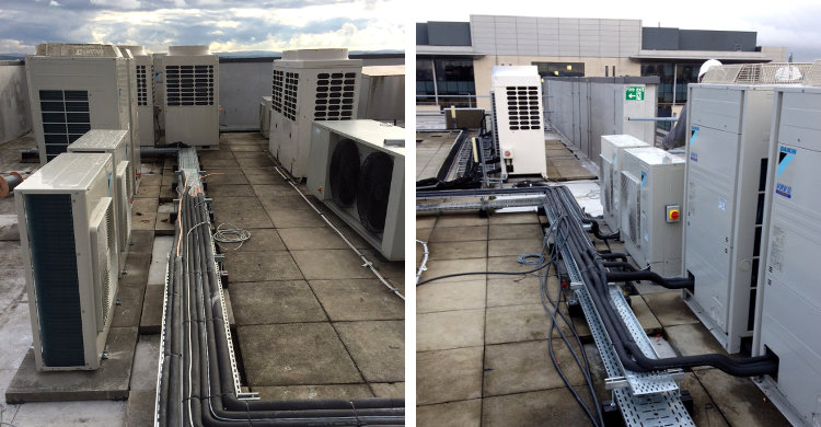 Daikin VRV and Split Outdoor Units
