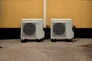 Types of Commercial Air Conditioning System Split