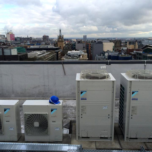 Air Conditioning Projects In Scotland B Dacs B Dacs