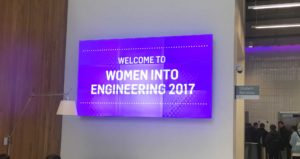 Women-into-Engineering Event